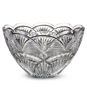 Waterford House of Waterford Crystal Tom Cooke, Rosslare Bowl