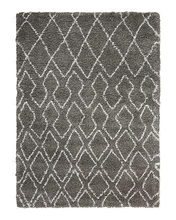 Calvin Klein - Riad Rug - Diamonds & Spades, 4' x 6'