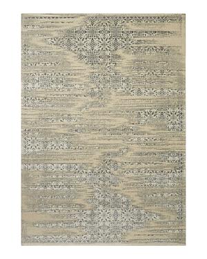 Nourison Luminance Rug - Bone, 9'3 x 12'9