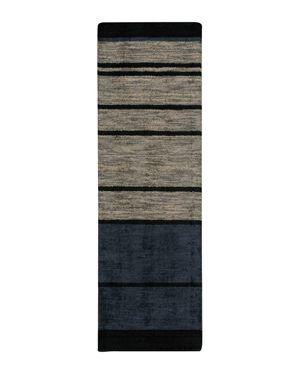 Calvin Klein Tundra Nassau Rug, 2'3 x 7'6