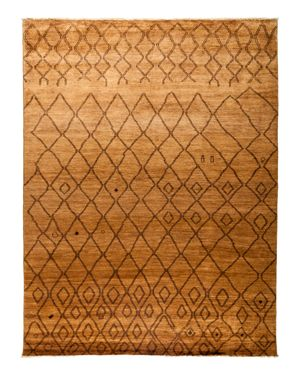 Solo Rugs Moroccan Area Rug, 9'10 x 13'2