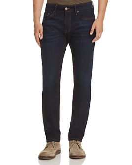 Mavi - Jake Slim Fit Jeans in Brushed Williamsburg