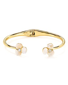 kate spade new york - Mother-of-Pearl Floral Cuff