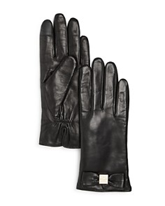 kate spade new york - Bow Tech Gloves