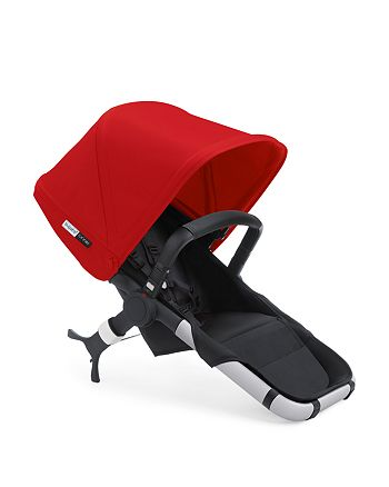 Bugaboo - Runner Seat with Faux Leather Accent & Extendable Sun Canopy