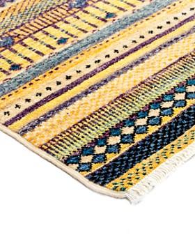 "Solo Rugs - Tribal Oriental Area Rug, 3'2"" x 5'3"""