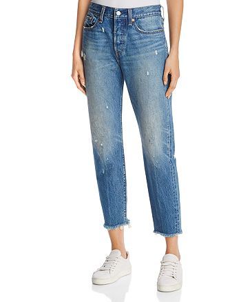 Levi's - Wedgie Icon Fit Jeans in Crisp Winds