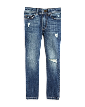 DL1961 Girls' Harper Skinny Distressed Jeans - Little Kid