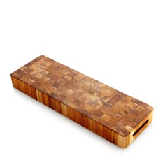Teakhaus by Proteak End Grain Cheese Board - Bloomingdale's Registry_0