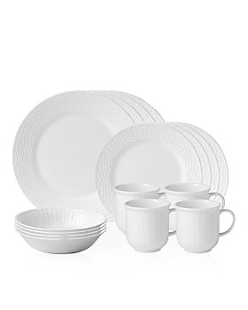Wedgwood - Nantucket Basket 16-Piece Dinnerware Set