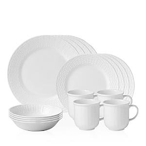 Wedgwood Nantucket Basket 16Piece Dinnerware Set