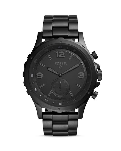 Fossil - Q Nate Hybrid Smart Watch, 50mm