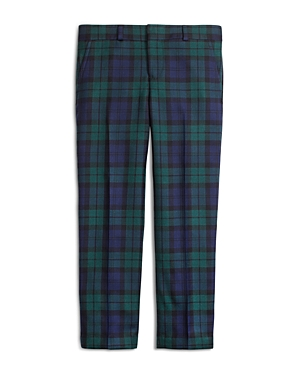 Brooks Brothers Boys' Blackwatch Plaid Wool Pants - Little Kid, Big Kid