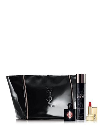 Yves Saint Laurent - Gift with any  Black Opium spray purchase!