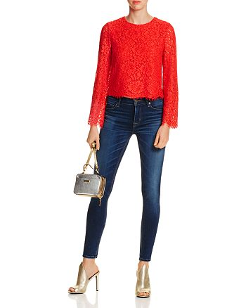 Alice and Olivia - Top, Hudson Jeans & More