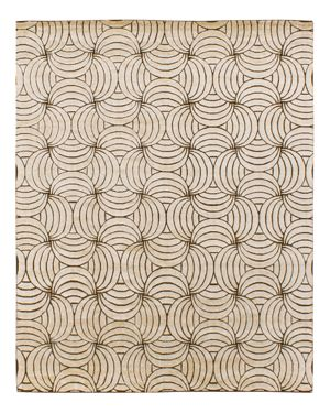Grit & ground Maya Area Rug, 10' x 14'