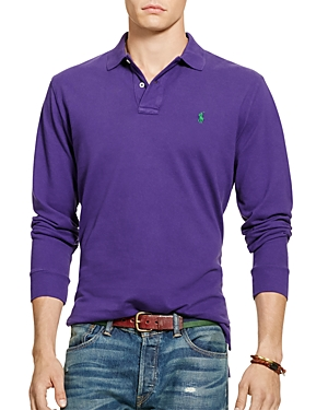 Polo Ralph Lauren Cotton Mesh Classic Fit Polo