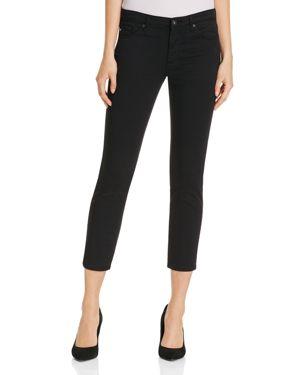 Ag Prima Crop Jeans in Black