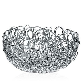 Alessi - Nuvem Round Basket