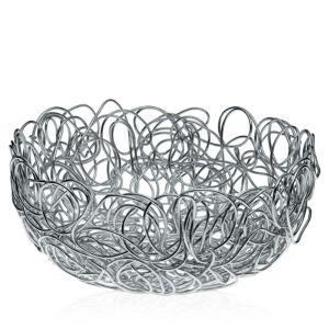 Alessi Nuvem Round Basket