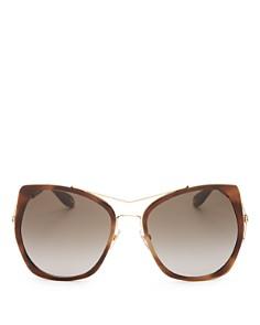 Givenchy - Women's Cat Eye Sunglasses, 55mm