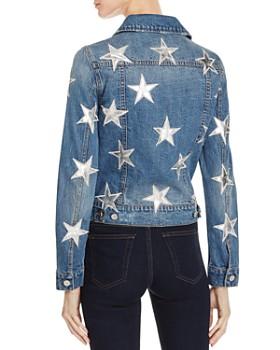 Bagatelle - Star Patch Denim Jacket