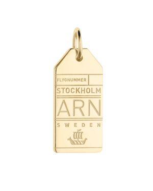 Jet Set Candy Arn Stockholm Luggage Tag Charm