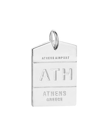 Jet Set Candy - ATH Athens Luggage Tag Charm