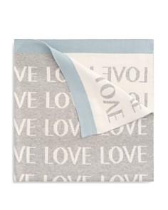 Elegant Baby - Infant Boys' Love Knit Blanket
