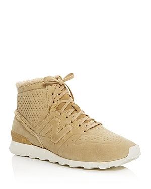 New Balance 996 Mid Top Lace Up Sneakers