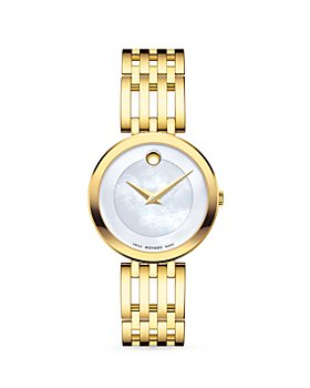 Movado - Esperanza Mother-Of-Pearl Watch, 28mm