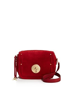 See by Chloe Lois Suede Shoulder Bag