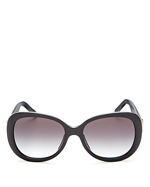 Marc Jacobs Square Sunglasses, 56mm