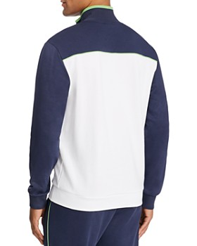 BOSS Hugo Boss - Skaz Color Block Zip Sweatshirt