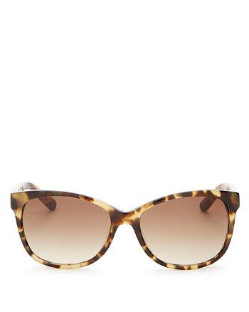 Bobbi Brown - Women's Rose Oversized Cat Eye Sunglasses, 56mm