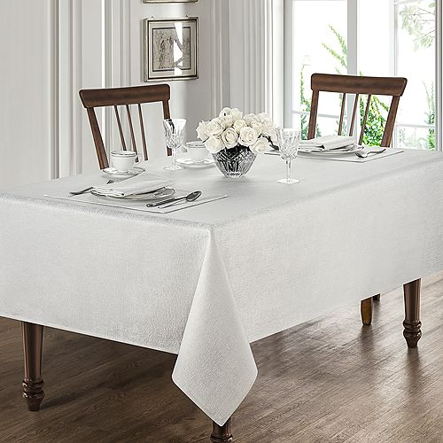 """Waterford - Moonscape Tablecloth, 70"""" x 126"""""""