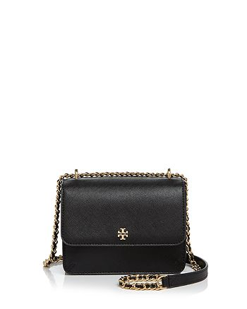 c10d6c1366e9 Tory Burch - Robinson Mini Saffiano Leather Shoulder Bag