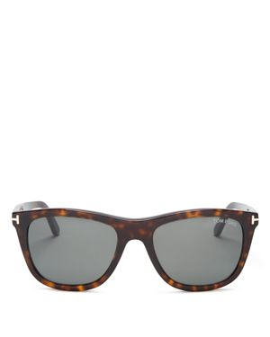 Tom Ford Andrew Square Sunglasses, 54mm