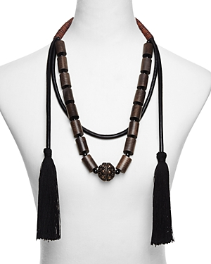 Weekend Max Mara Faust Necklace, 13.5
