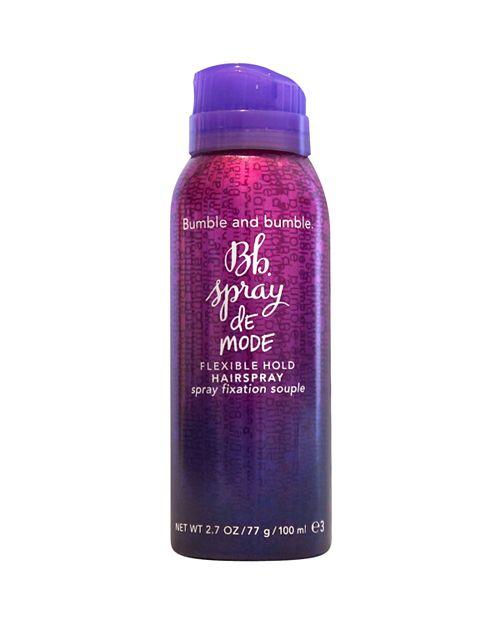 Bumble and bumble - Bb. Spray de Mode Flexible Hold Hairspray
