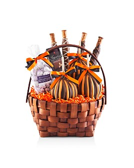 Mrs Prindables - Classic Caramel Apple Halloween Gift Basket