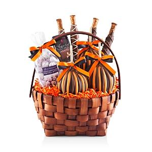Mrs. Prindable's Classic Caramel Apple Halloween Gift Basket