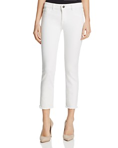 DL1961 - Mara Instasculpt Ankle Straight Jeans in Oakley