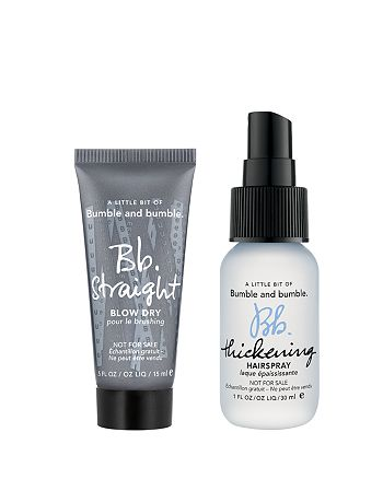 Bumble and bumble - Gift with any $40  purchase!