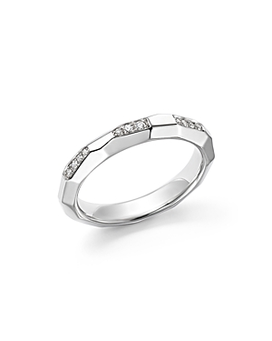 Click here for Pomellato Milano Ring with Diamonds in 18K White G... prices