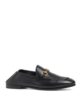 3068b6f7dac Gucci Women s Brixton Apron-Toe Loafers
