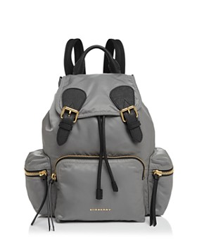 Burberry - Medium Nylon Backpack
