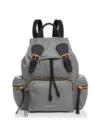 3099c0771742 Burberry - Medium Nylon Backpack