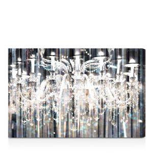 Oliver Gal Diamond Shower Wall Art, 30 x 20