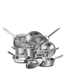 Wolf Gourmet - 10-Piece Cookware Set